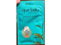 Que Bella Purifying Mud Mask, Tea Tree & Witch Hazel, 0.5 oz/15 g, Pack Of 6 - Image 3