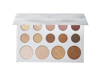bb48579cff76b Carli Bybel , 14 Color Eyeshadow & Highlighter Palette Ingredients ...