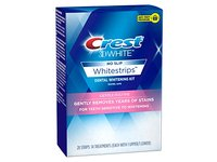 Crest 3D White Gentle Routine Dental Whitening Kit, 14 Treatments - Image 4