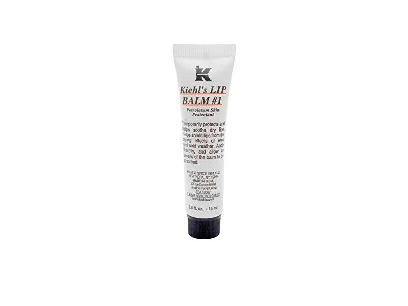 Kiehl's No. 1 Lip Balm for Unisex, 0.5 Ounce