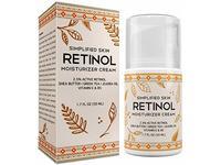 Simplified Skin Retinol Moisturizer Cream, 1.7 fl oz - Image 5