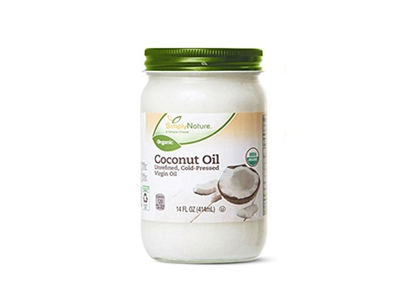 Nature Coconut Oil Unrefined, Cold-Pressed Virgin Oil, 14 fl oz