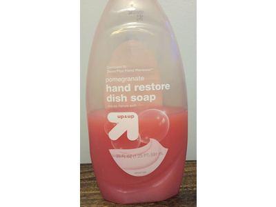 Up&Up Hand Wash Dish Soap, Pomegranate, 20 oz - Image 3