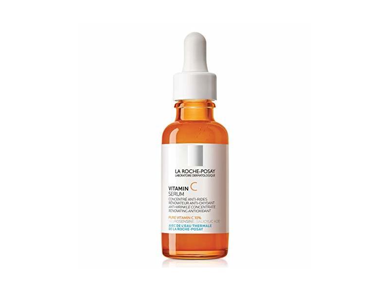 La Roche-Posay Pure Vitamin C Face Serum, 1 fl oz