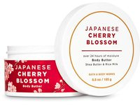 Bath & Body Works Japanese Cherry Blossom Body Butter, 6.5 oz/185 mL - Image 2