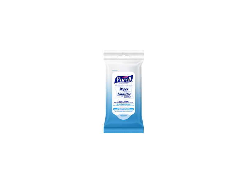 Purell Hand Sanitizing Wipes, 10 ct