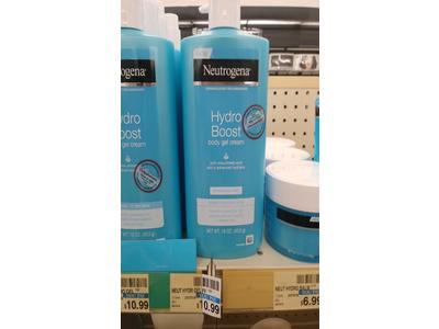 Neutrogena Hydro Boost Fragrance-free Hydrating Body Gel Cream, 16 Ounce - Image 10