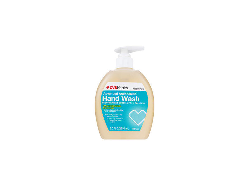 CVS Health Advanced Bacterial Hand Wash, 8.5 fl oz