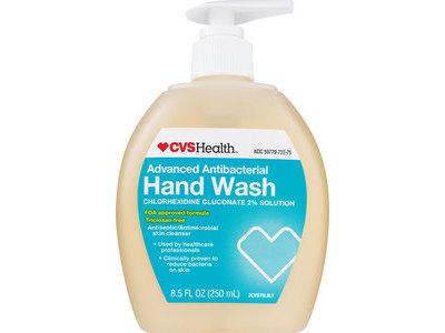 CVS Health Advanced Bacterial Hand Wash, 8.5 fl oz - Image 1