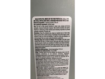 Equate Isopropyl Alcohol USP, 70%, 946 mL - Image 3