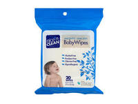 Nice 'N Clean Unscented Baby Wipes, 20 count - Image 2