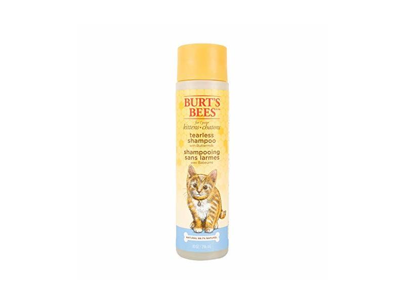 Burt's Bees for Pets Tearless Kitten Shampoo with Buttermilk
