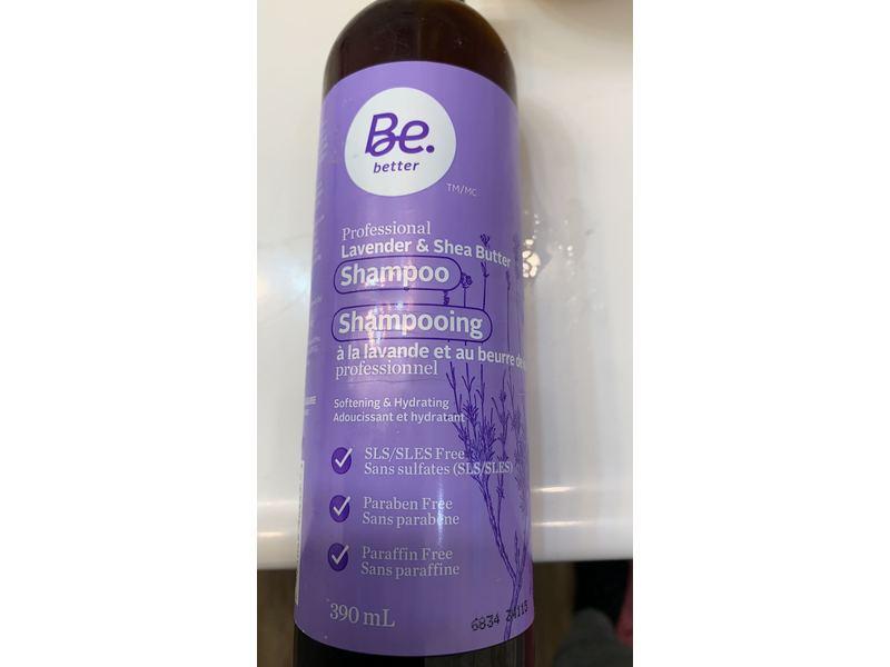Be Better Shampoo - Lavender & Shea Butter