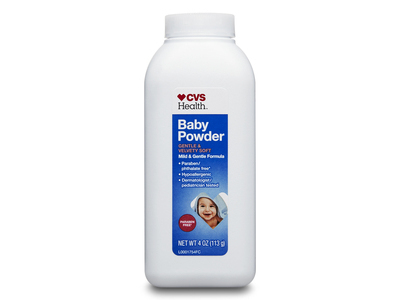 Cvs Baby Powder 4 Oz Ingredients And Reviews