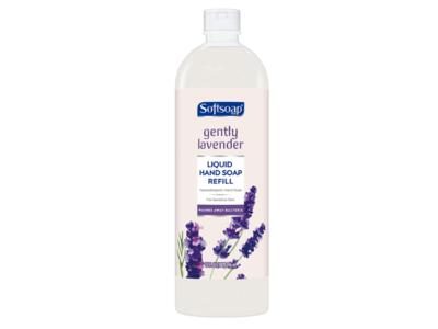 Softsoap Liquid Hand Soap Refill, Gently Lavender, 32 fl oz/946 mL