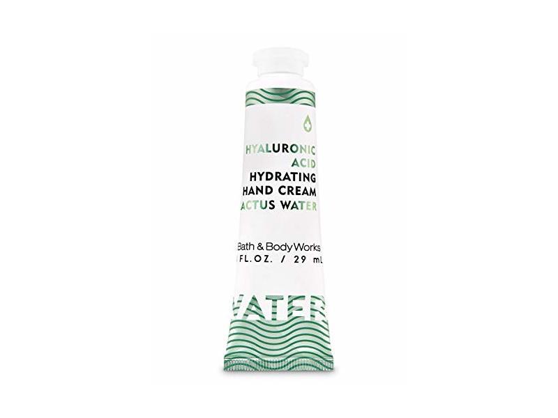 Bath Body Works Hyaluronic Acid Hand Cream, Cactus Water, 29 ml