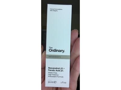 The Ordinary Resveratrol 3% + Ferulic Acid 3% Antioxidant 1 fl oz / 30ml - Image 3