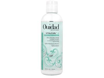 Ouidad VitalCurl + Balancing Rinse Conditioner, 8.5 fl oz