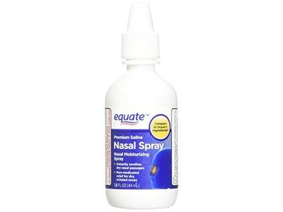 Equate Saline Nasal Spray, 1.5 oz