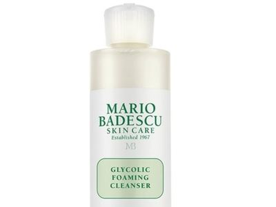 Mario Badescu Skin Care Glycolic Foaming Cleanser, 2 fl oz
