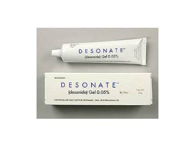 Desonate Topical Gel 0.05% (RX) 60 Grams, Bayer