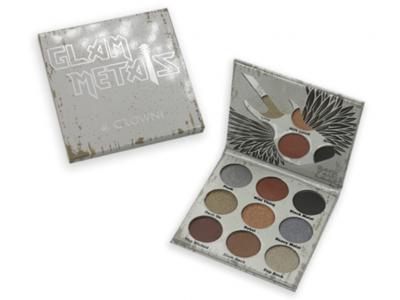 Crown Glam Metals Eyeshadow Palette, 0.48 oz