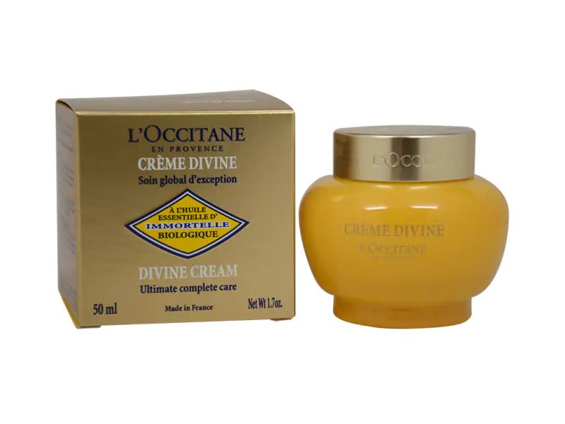 L'Occitane En Provence Immortelle Divine Cream, 1.7 oz