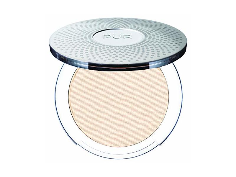 PUR Cosmetics 4-in-1 Pressed Mineral Makeup SPF 15, Light Porcelain/LG2, 0.28 oz