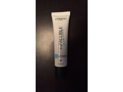 L'Oreal Paris Cosmetics Infallible Pro Glow Lock Primer, 1 Fluid Ounce - Image 6
