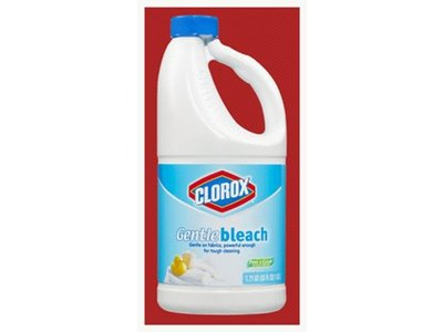 Clorox Gentle Bleach Free & Clear, 55 fl oz