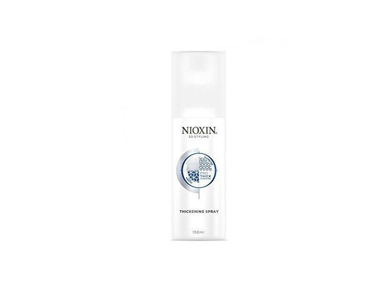 Nioxin 3D Styling Pro Thick Thickening Spray, 5.07 fl oz/150 ml