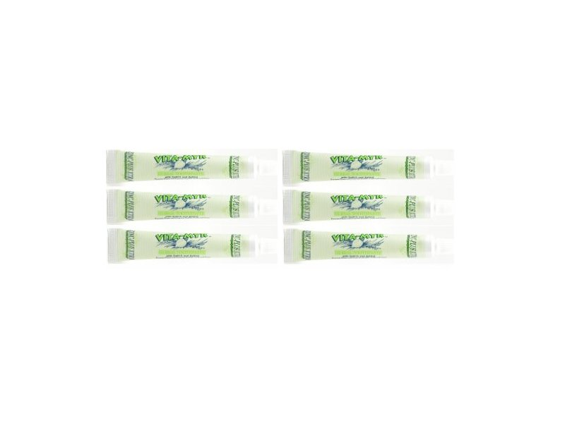 VITAMYR Herbal Zinc+ Xtra Natural Toothpaste With Xylitol & CoQ 10, 5.4 Oz