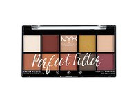 NYX PROFESSIONAL MAKEUP Perfect Filter Shadow Palette, Rustic Antique, 0.6 Ounce - Image 2