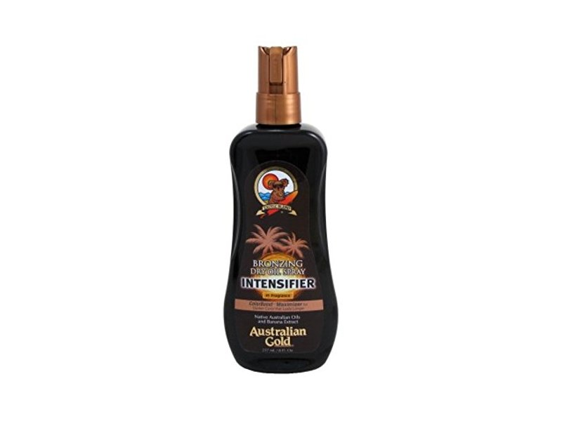 Australian Gold Intensifier Bronzing Dry Oil Spray 8oz (6 Pack)