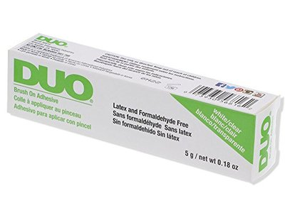Duo Brush-On Lash Adhesive Clear, 0.18 oz
