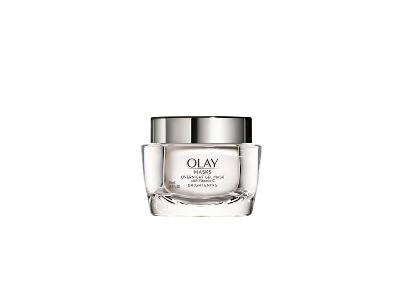 Olay Mask Brightening Overnight Gel Mask with Vitamin C & Hyaluronic Acid