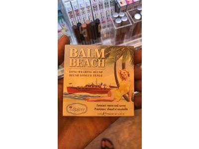 theBalm Balm Beach Face Blush warm it up, .197 oz - Image 3