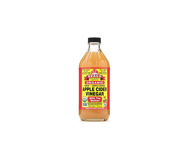 Bragg Organic Raw Apple Cider Vinegar, 16 Ounce