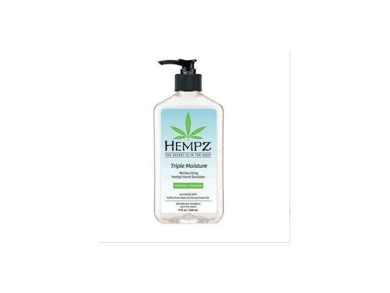 Hempz Limited Edition Triple Moisture Hand Wash, 17 oz
