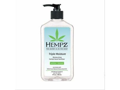Hempz Limited Edition Triple Moisture Hand Wash, 17 oz