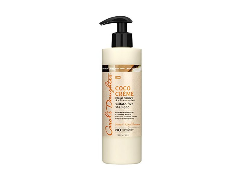 Carols Daughter Coco Creme Sulfate-free Shampoo, 12 Fluid Ounce