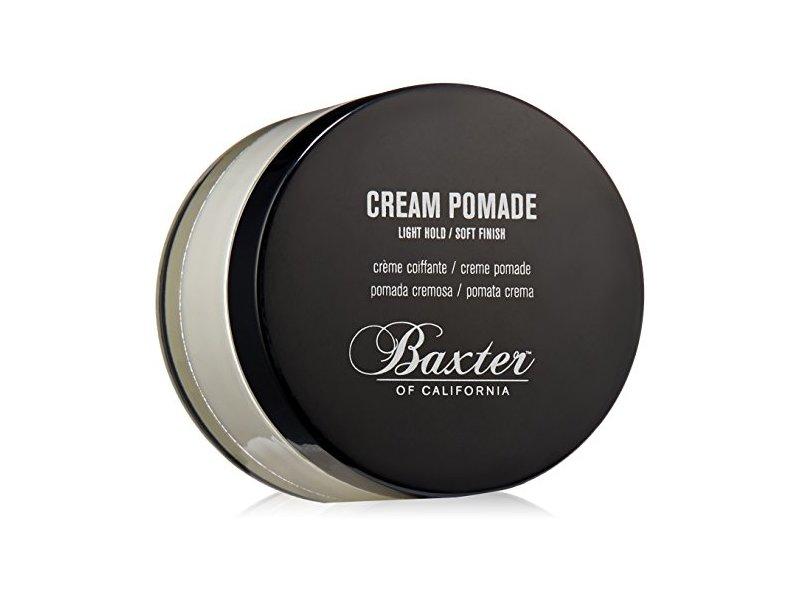 Baxter of California Cream Pomade, Light Hold, 2 fl oz