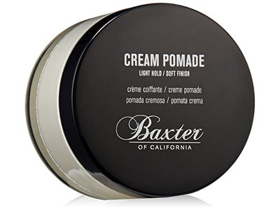 Baxter of California Cream Pomade, Light Hold, 2 fl oz