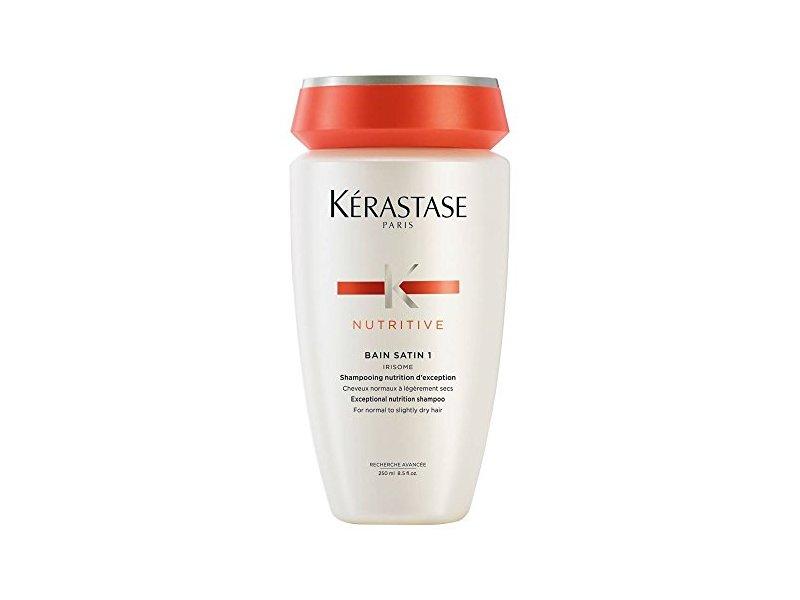 Keratase Nutritive Bain Satin 1 Shampoo, 8.5 Ounce