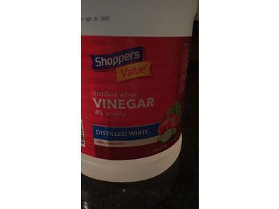 Shoppers Distilled White Vinegar - Image 3
