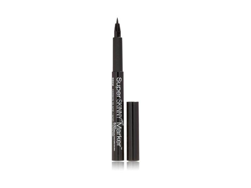 NYX Super Skinny Eye Marker, Carbon Black,1.1ml