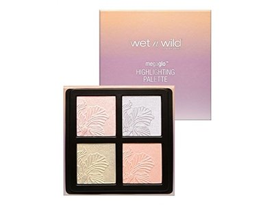 wet n wild Megaglo Highlighting Palette, 0.76 Fluid Ounce - Image 1