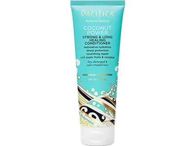 Pacifica Strong & Long Healing Conditioner, Coconut Power, 8 fl oz