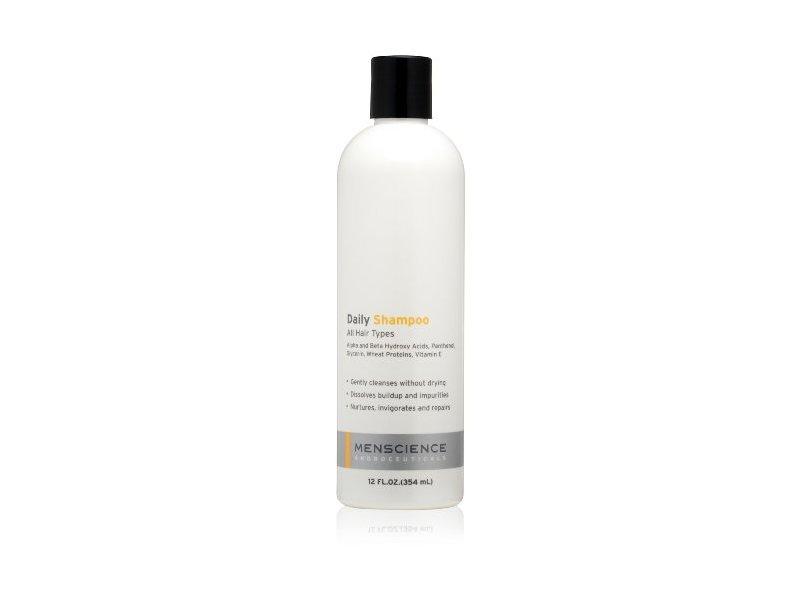 MenScience Androceuticals Daily Shampoo, 12 fl. oz.
