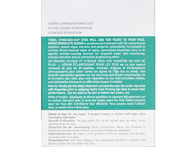 skyn ICELAND Brightening Eye Serum with Arctic Peptides, 0.34 oz. - Image 3